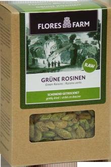 Grüne Rosinen - von Flores Farm