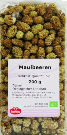 Maulbeeren - von Keimling Naturkost
