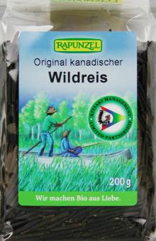 Wildreis - von Rapunzel