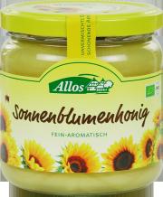 Sonnenblumenhonig - von Allos