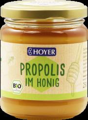 Propolis im Honig - von Hoyer