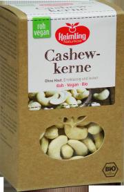 Cashewkerne - von Keimling Naturkost