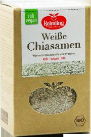Chia Samen weiß - von Keimling Naturkost
