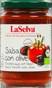 Salsa con olive - 6-Pack - von LaSelva