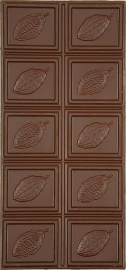 Ecuador Edelvollmilch Bio-Schokolade 42% - von Naturata