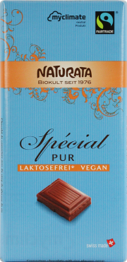 Spécial PUR Bio-Schokolade vegan - 12-Pack - von Naturata
