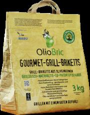 Gourmet-Grill-Briketts - von OlioBric®