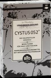Cystus 052® Bio Halspastillen Süßholz - von Dr. Pandalis