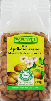 Aprikosenkerne süß - von Rapunzel