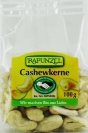 Cashewkerne ganz - 8-Pack - von Rapunzel