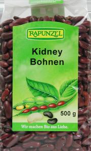 Kidney Bohnen - 6-Pack - von Rapunzel
