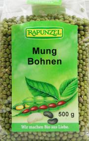 Mungbohnen - 6-Pack - von Rapunzel