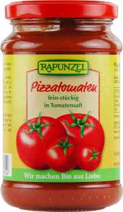 Pizzatomaten - 6-Pack - von Rapunzel