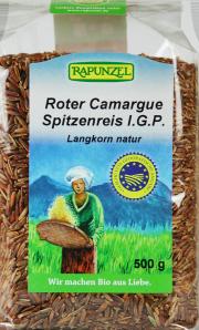 Roter Camargue Spitzenreis - von Rapunzel