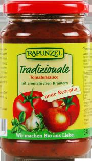 Tomatensauce Tradizionale - 6-Pack - von Rapunzel