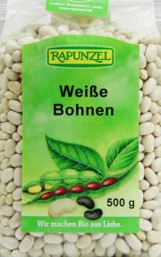 Weiße Bohnen - 6-Pack - von Rapunzel