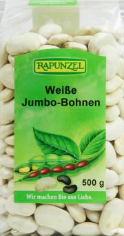 Weiße Jumbo-Bohnen - 6-Pack - von Rapunzel