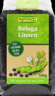 Beluga Linsen - von Rapunzel