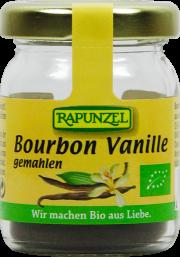 Echte Bourbon Vanille - von Rapunzel