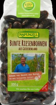 Bunte Riesenbohnen - von Rapunzel