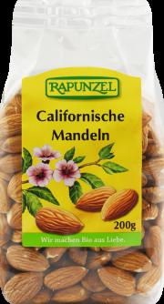Californische Mandeln - von Rapunzel