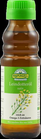 Leindotteröl nativ - von Rapunzel