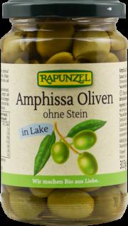 Amphissa Oliven ohne Stein - 6-Pack - von Rapunzel