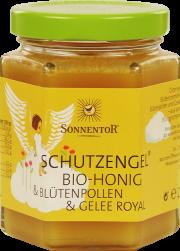 Schutzengel Bio-Honig & Blütenpollen & Gelée Royal - von Sonnentor