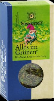 Alles im Grünen - Salat-Kräutermischung - von Sonnentor