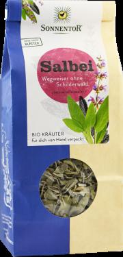 Salbeiblätter - Extra große Blätter - von Sonnentor