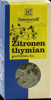 Zitronenthymian geschnitten - von Sonnentor