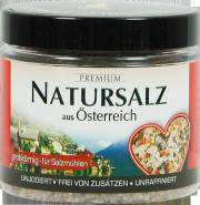 Natursalz aus Österreich - grobkörnig - von Bioenergie